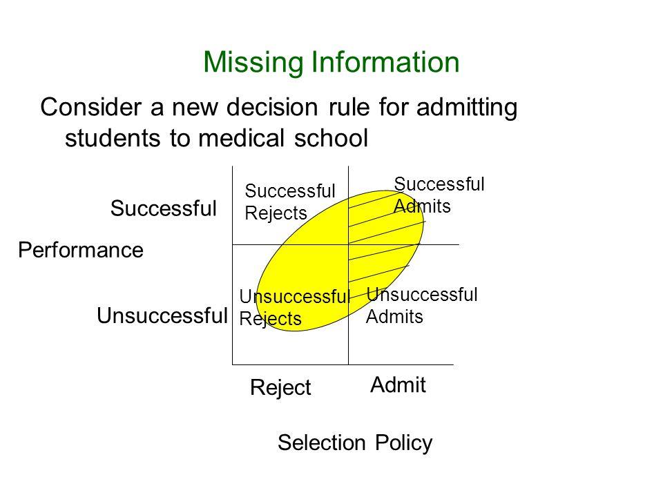 When evaluating multi-attribute options….