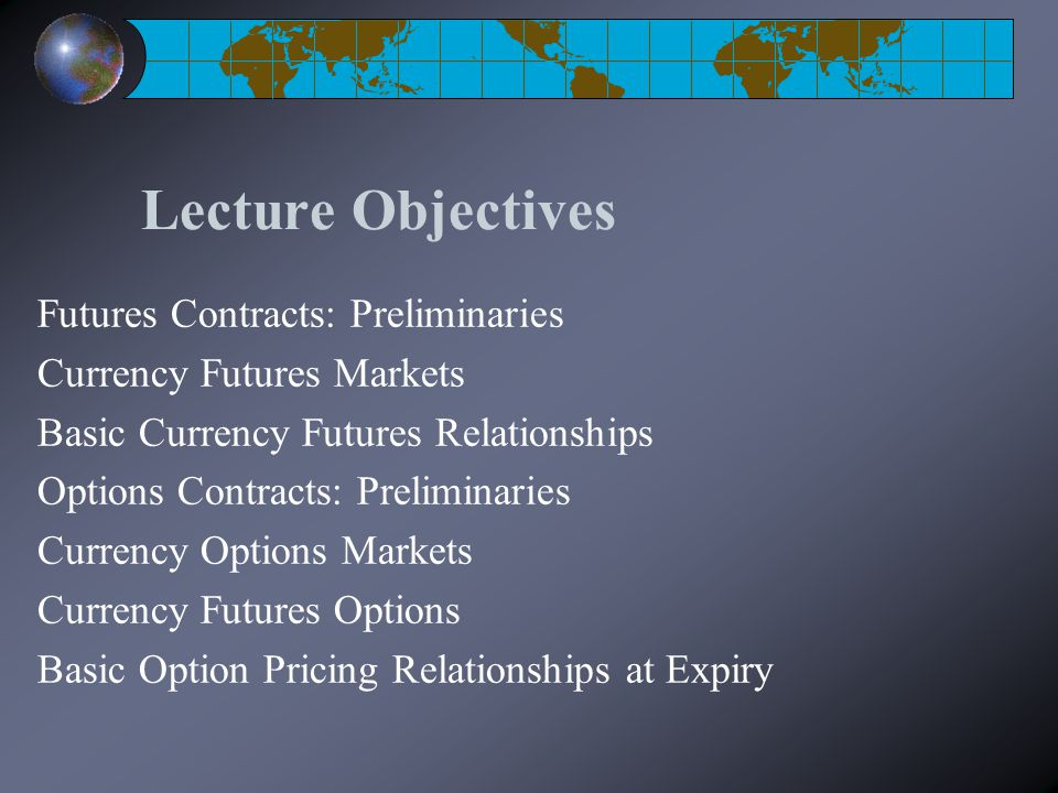 Global Futures and Options Volume Source: Futures Industry Association
