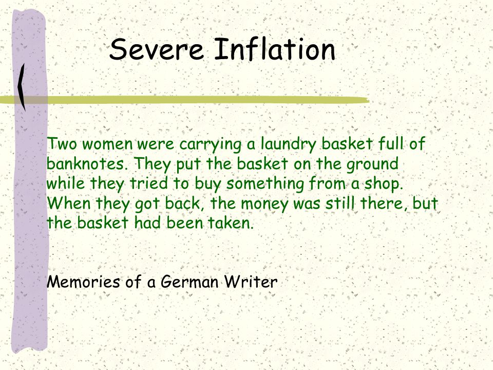 Two women were carrying a laundry basket full of banknotes.