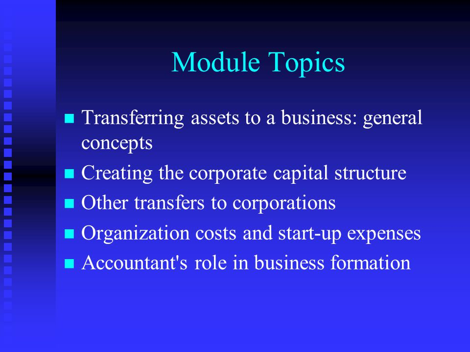 Choice of Corporate Capital Structure Key Learning Objectives n n Debt vs. equity
