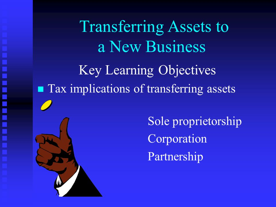 Sole Proprietorship n n Proprietor and business are one entity n n Need business license n n Employer Identification Number u Payroll taxes n n See Module 26 for full discussion