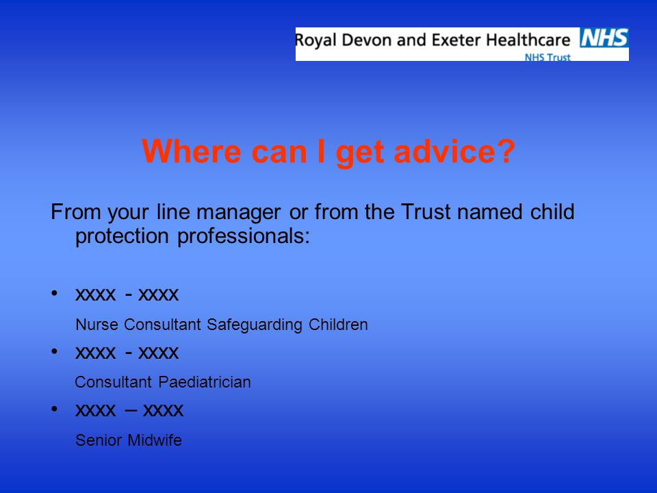 Protecting children is everybody's business.Your information however small may be the key.
