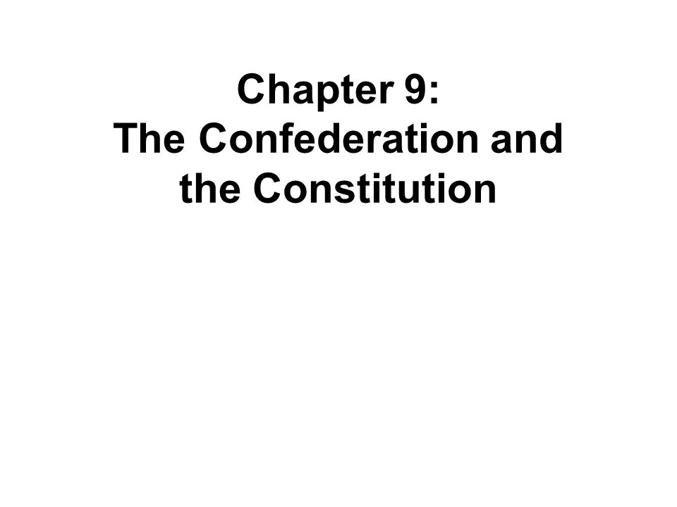 Federalists & Anti-Federalists (pg.