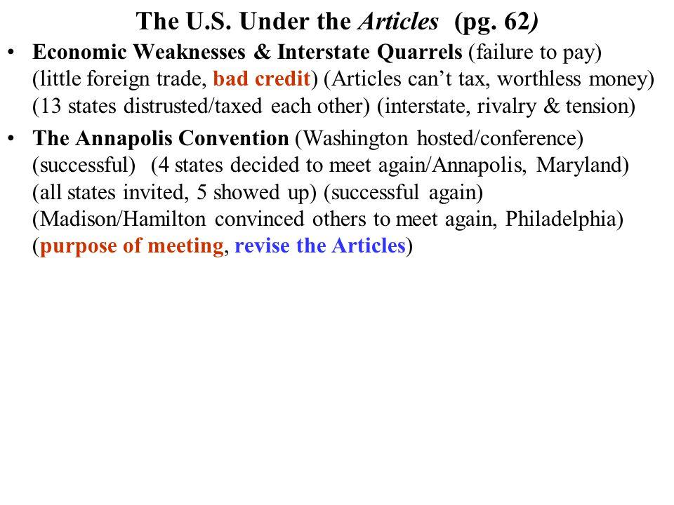 Drafting the Constitution in Philadelphia (Pg.