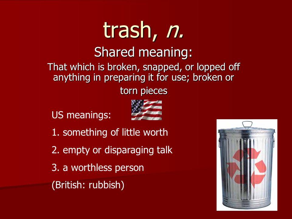 trash, n.