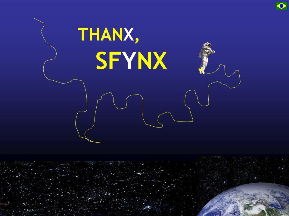 SFYNX THANX,