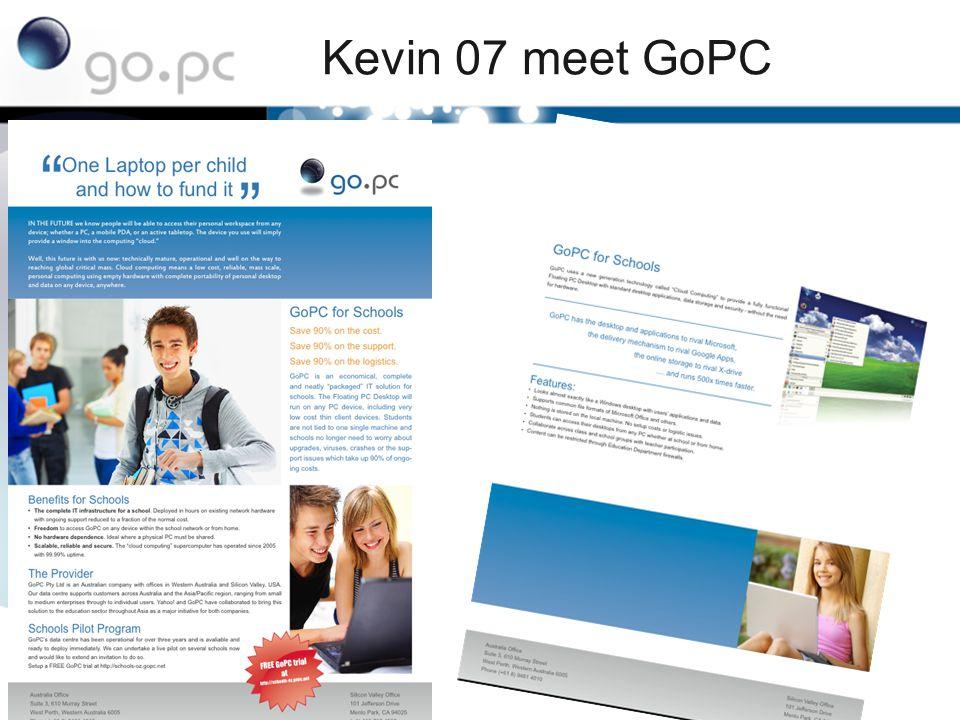 Kevin 07 meet GoPC