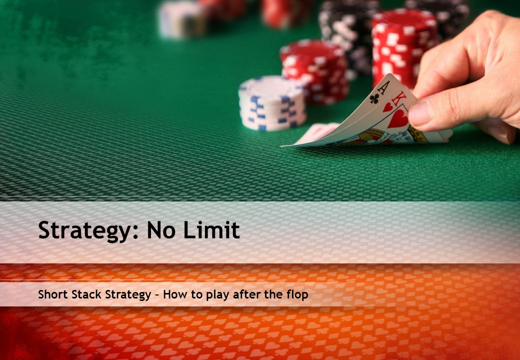 ► Middle pair  A pocket pair after one higher community card (not an ace!) has been dealt.