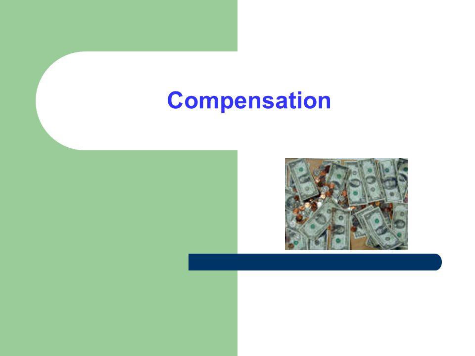 Compensation