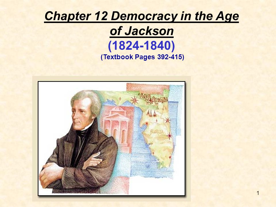 Sectionalism Changes Politics Election of 1824 The Democratic-Republican Party split by sectionalism