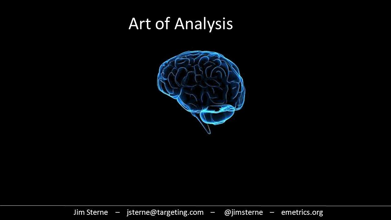 Art of Analysis