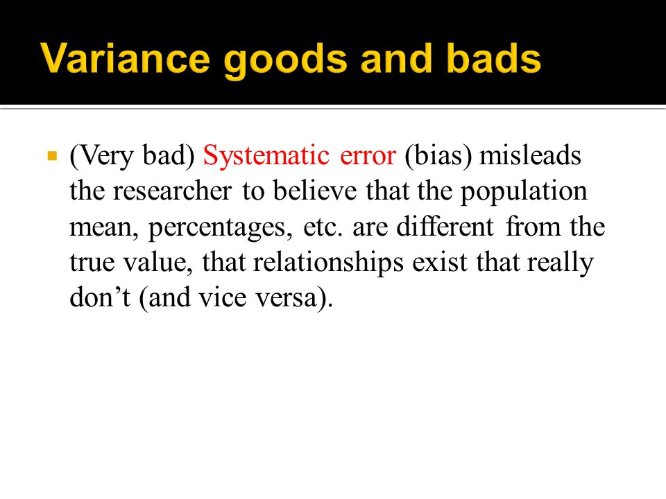 Source: Trochim, Research Methods Knowledge Base