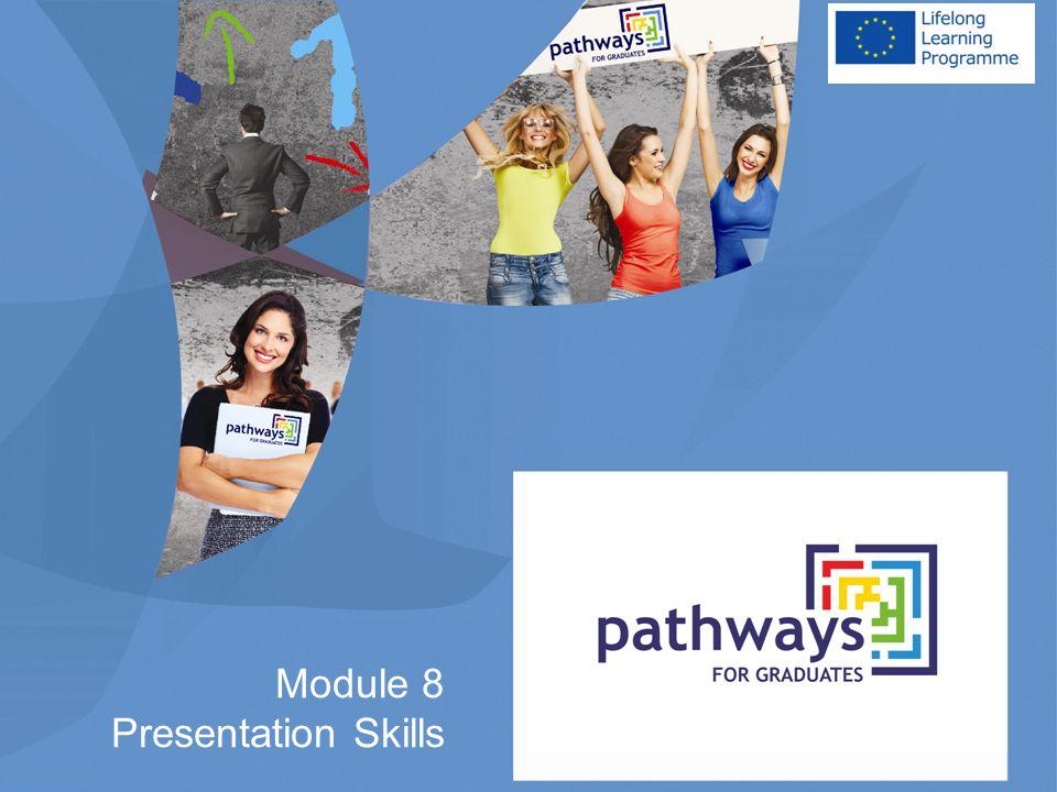 Module 8 Presentation Skills