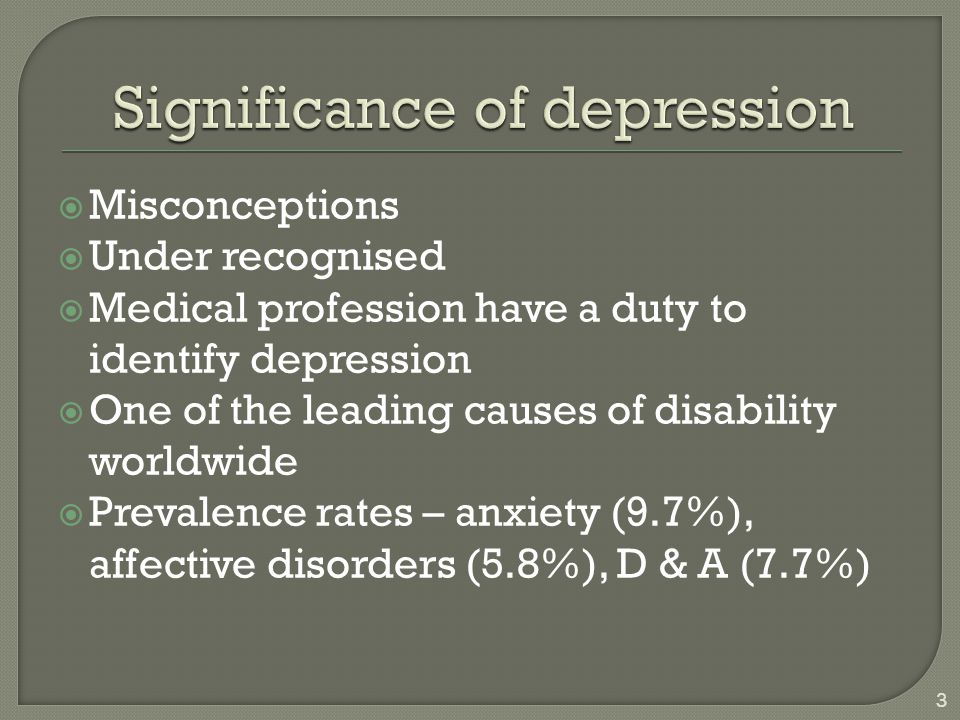  Variable attitude towards suicide  Way to end the suffering  Suicidal thoughts = underlying pathology  Planned or impulsive  'Chronic suicide' 14