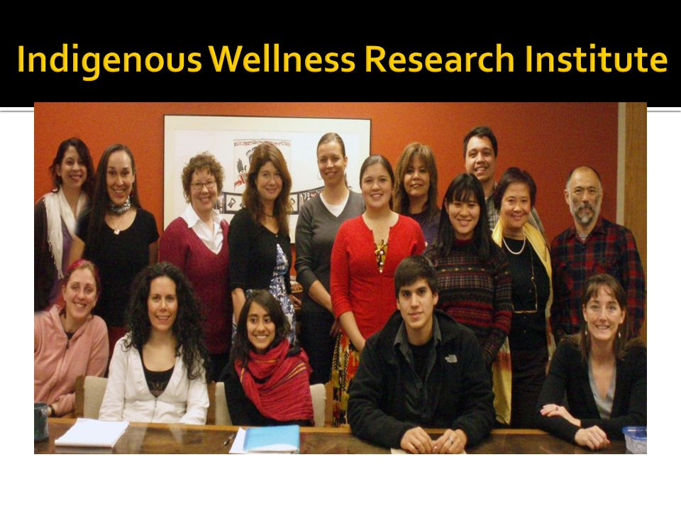  Has western knowledge production itself contributed to health inequities.
