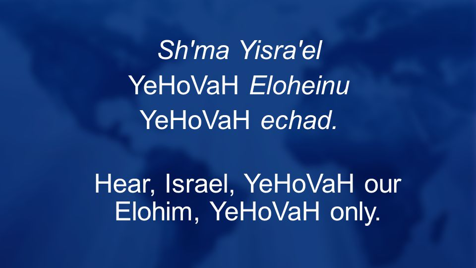 What Does Paul Say? Elohim will give to each person according to what he has done. (Romans 2:6)
