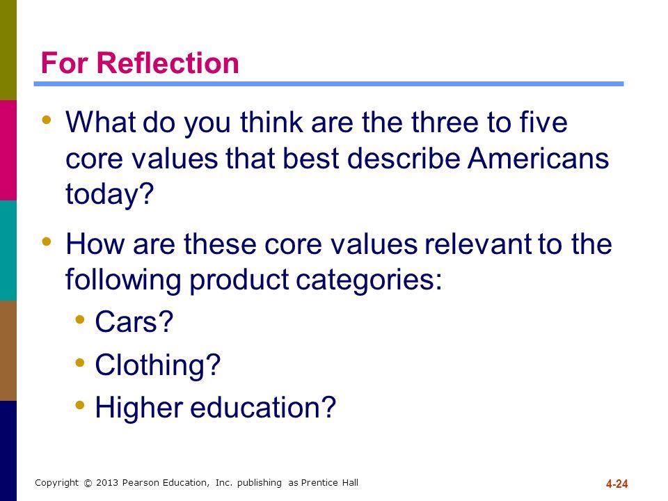 4-24 Copyright © 2013 Pearson Education, Inc.
