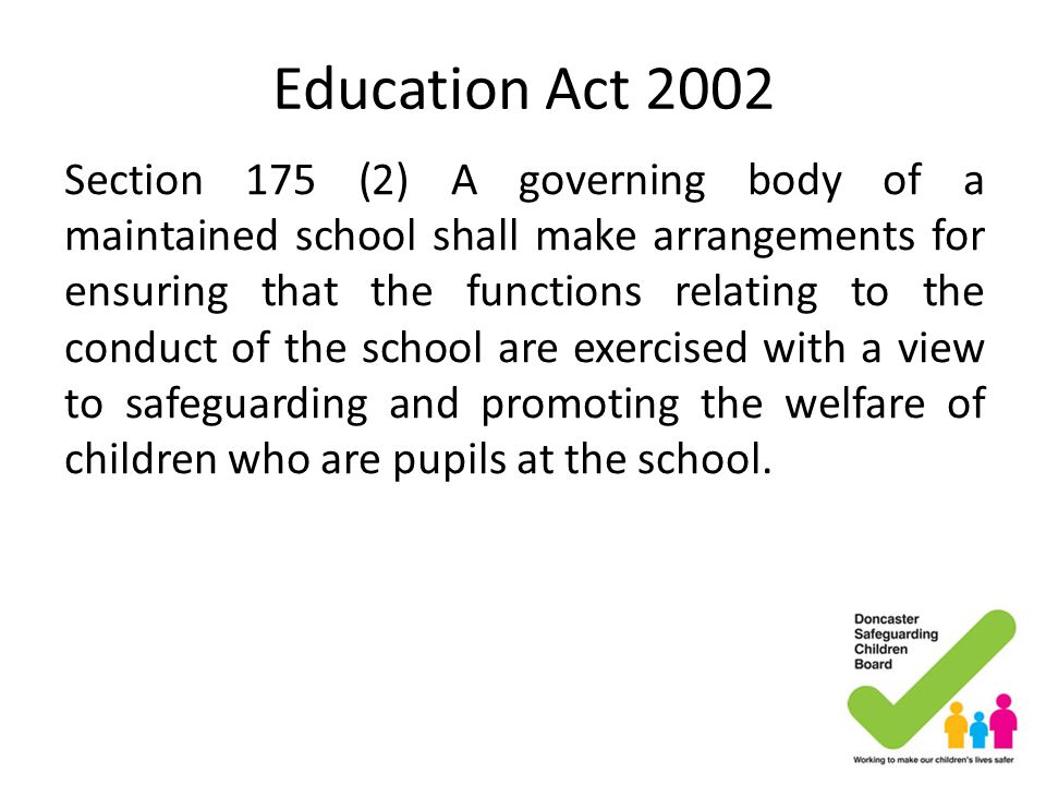 Safeguarding in Education First circulated to schools in September 2004 Updated to include managing allegations of abuse against members of staff in June 2005 Developed to include requirements for safer recruitment in November 2005