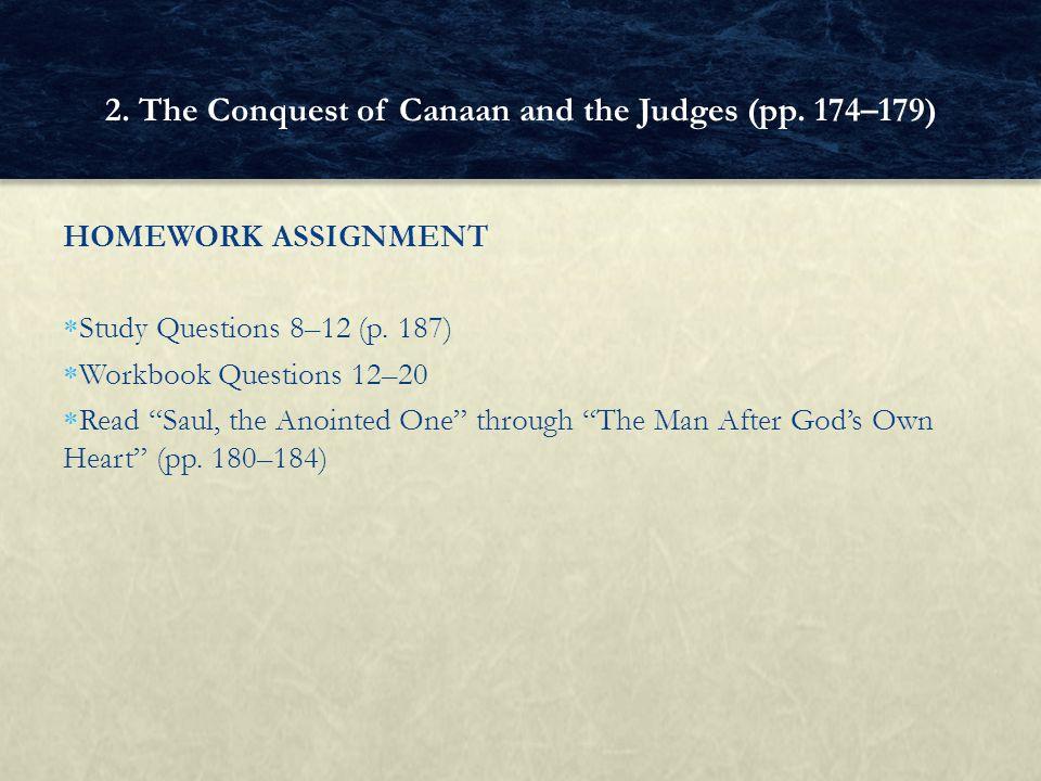 HOMEWORK ASSIGNMENT  Study Questions 8–12 (p.