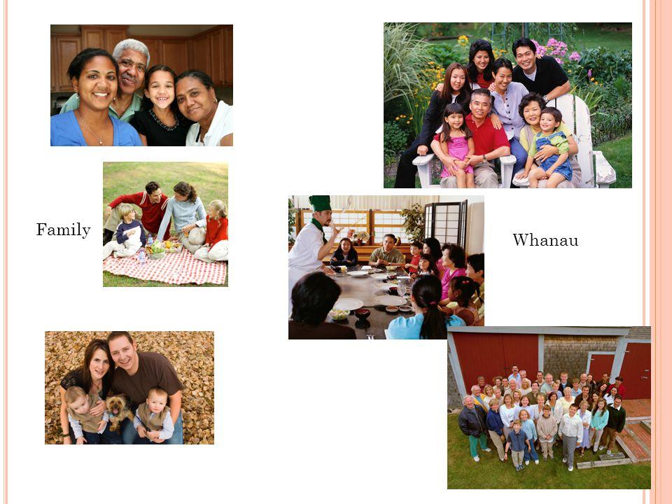 Family Whanau