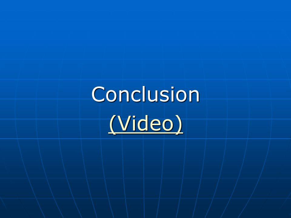 Conclusion (Video)