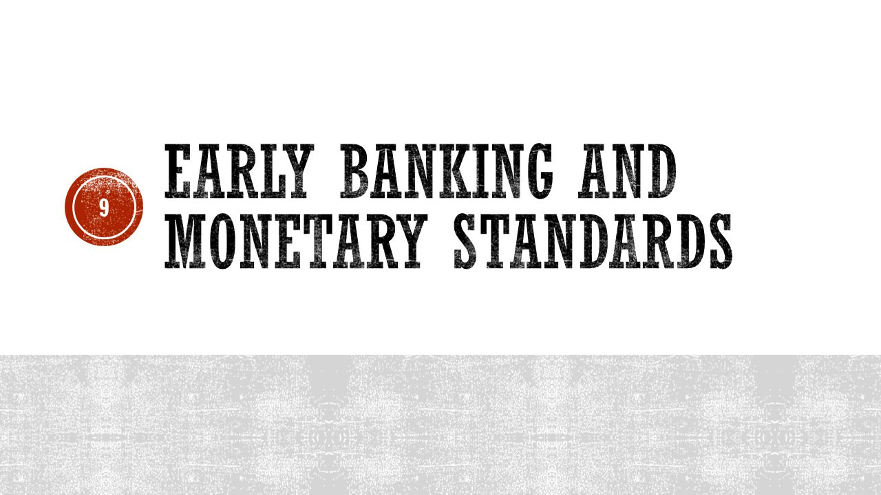  Most of the first American banks were commercial banks that catered to business and commerce.