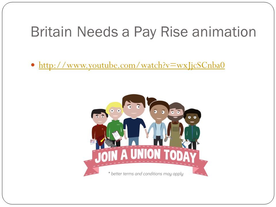Britain Needs a Pay Rise animation http://www.youtube.com/watch?v=wxJjcSCnba0
