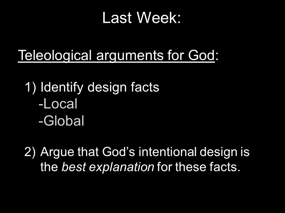 Swinburne: Fundamental laws and constants are explained by God's design.