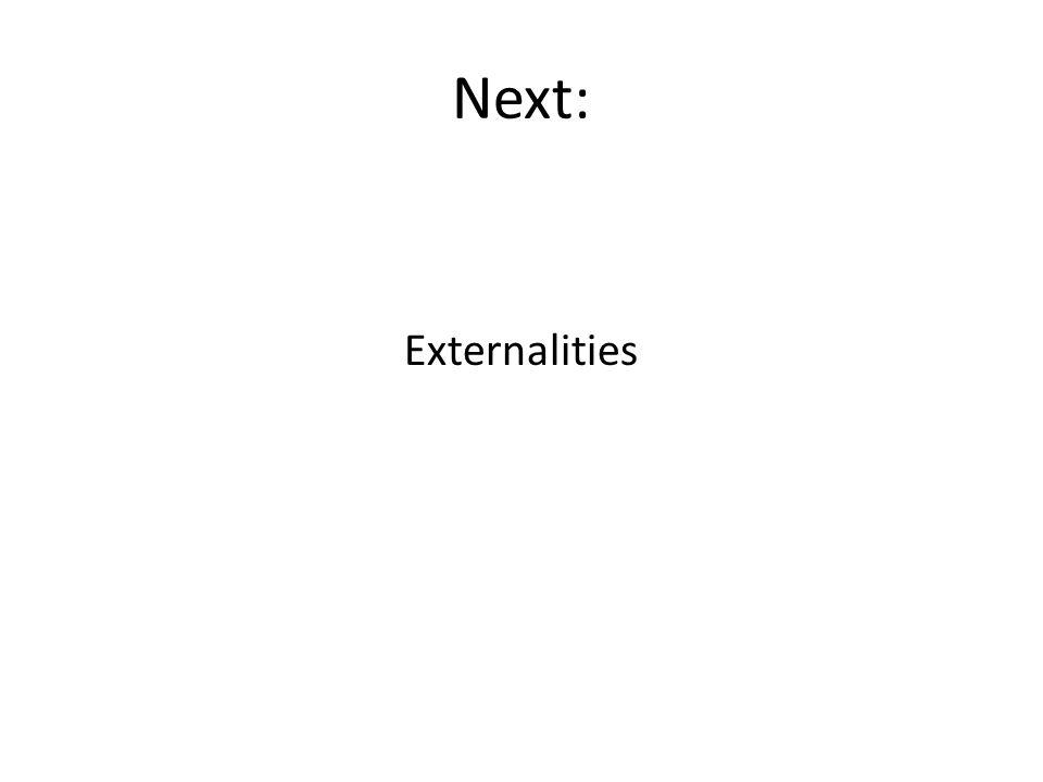Next: Externalities
