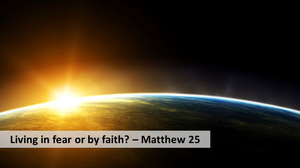 Matthew 25 (ESV) 29 For to everyone who has will more be given, and he will have an abundance.