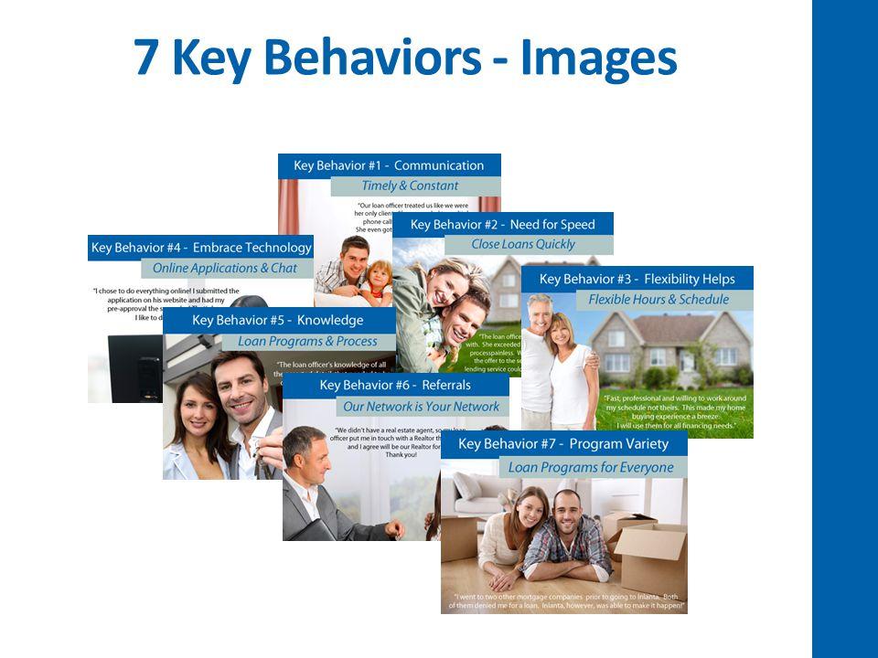 7 Key Behaviors - Images