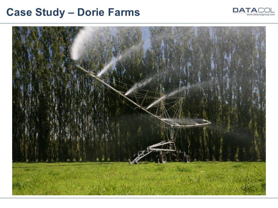 Case Study – Dorie Farms