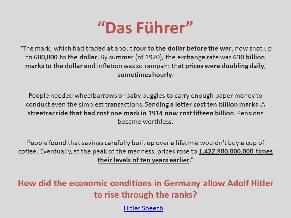 """""""Das Führer"""""""