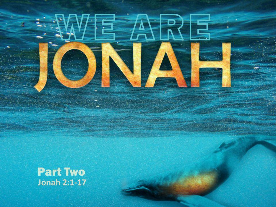Jonah 2:1-17