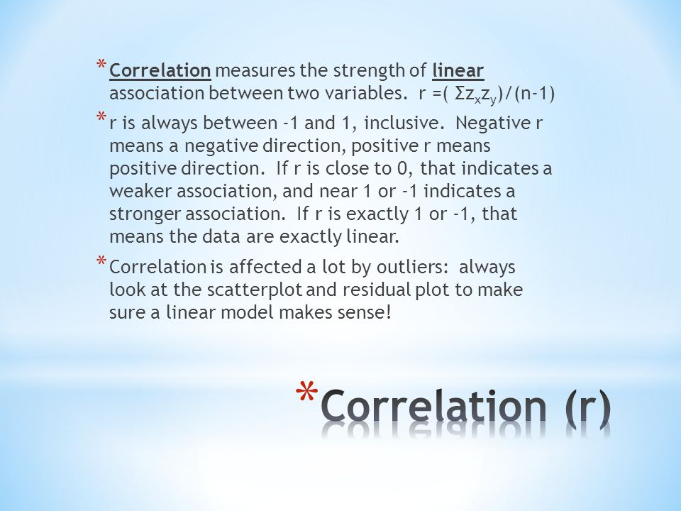 * Use a hat over y variable to indicate it is a model's prediction vs.