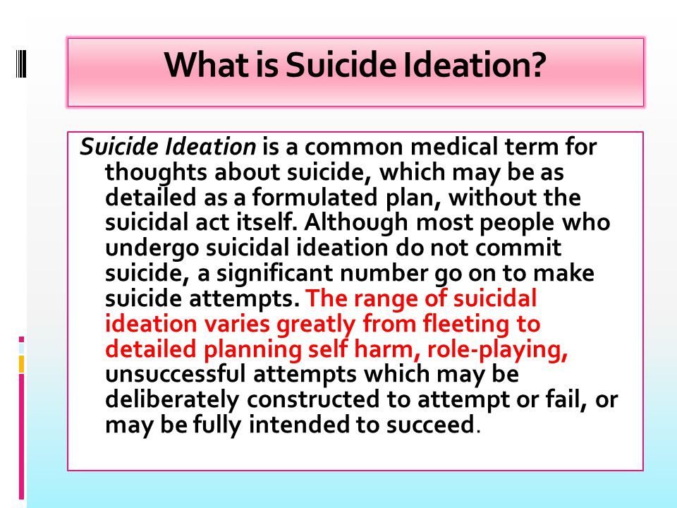 Dispelling Myths Suicide Fact People who die by suicide usually talk about it first.