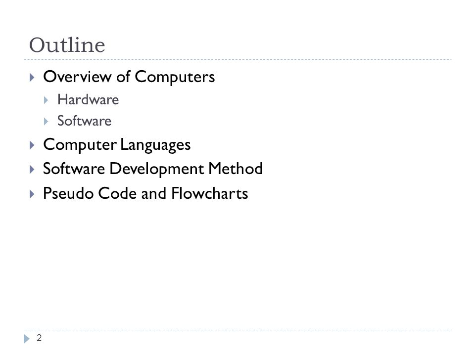 Software Development Method 13 1.Specify problem requirements 2.