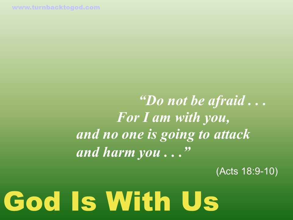 Visit www.turnbacktogod.com for more Christian slideshows like this www.turnbacktogod.com