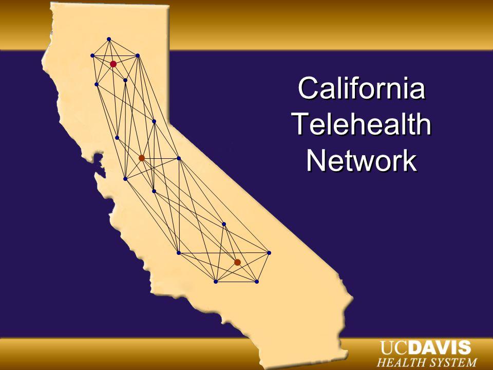 California Telehealth Network