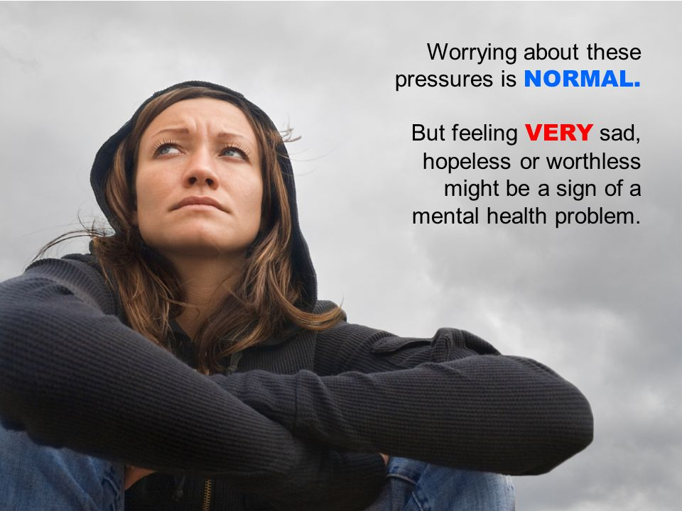Most people with mental disorders live productive and positive lives while receiving treatments for their mental illness.