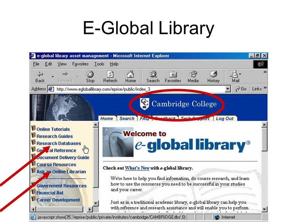 E-Global Library