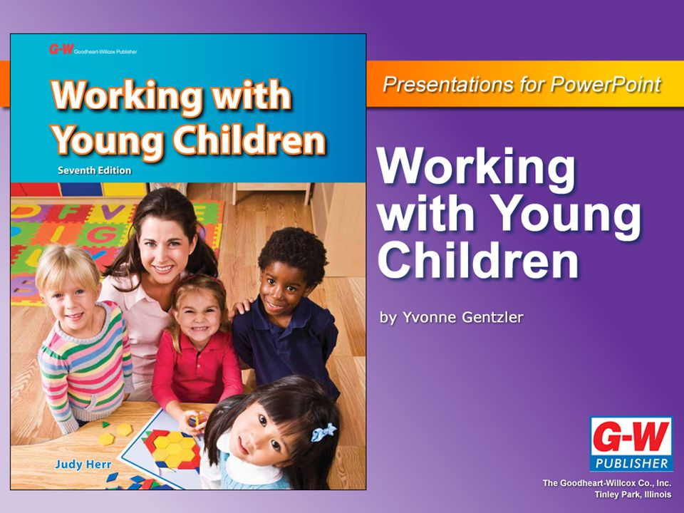 You: Working with Young Children 1