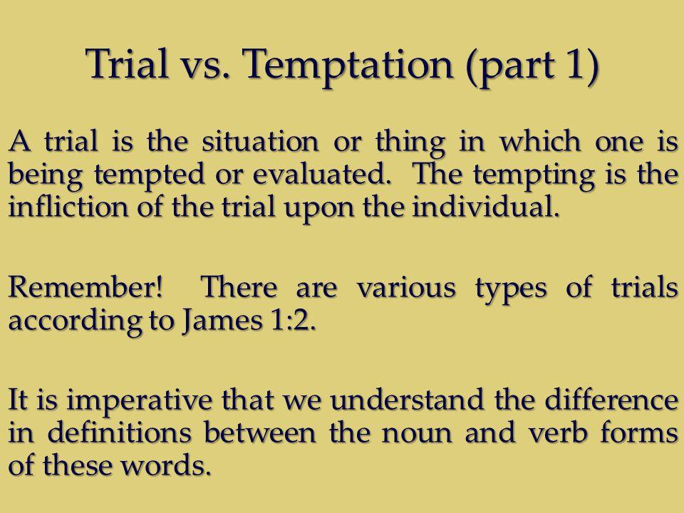 Trial vs.