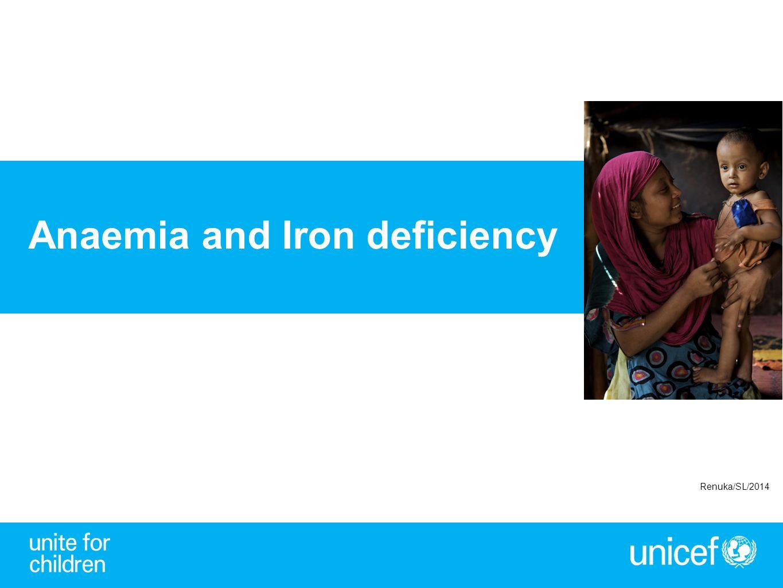 Anaemia and Iron deficiency Renuka/SL/2014