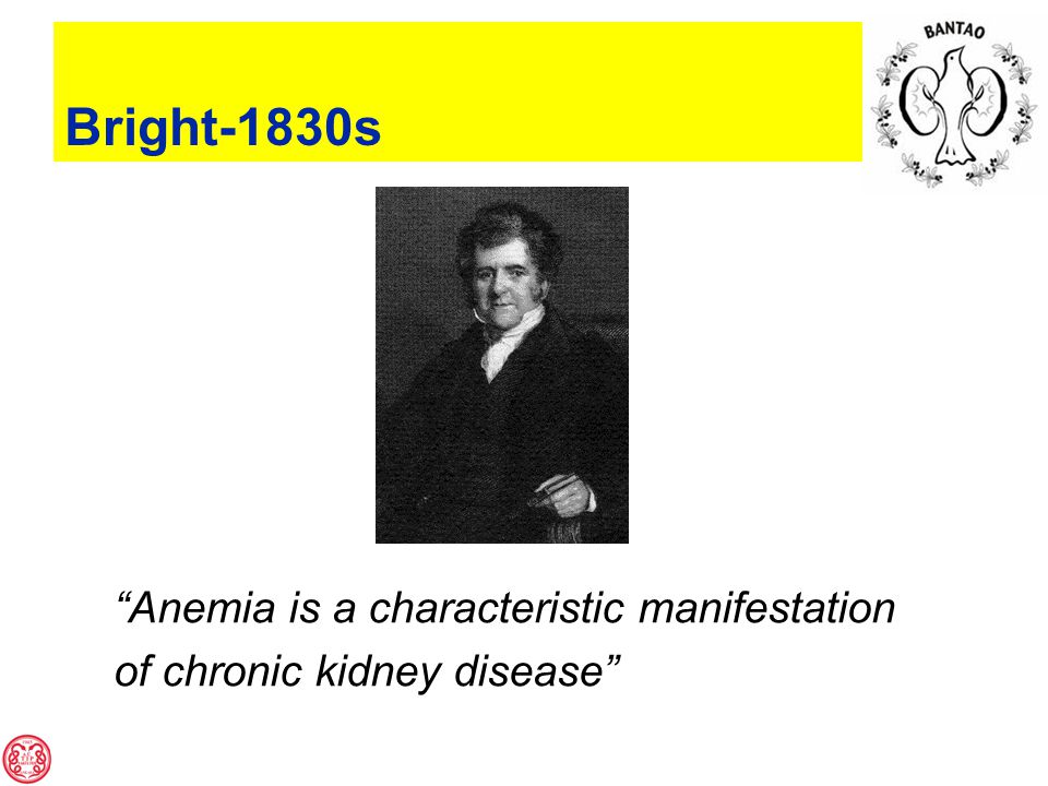 Levin A. Kidney Int 61 (Suppl 80):S35-S38, 2002. Prevalence of anemia in CKD