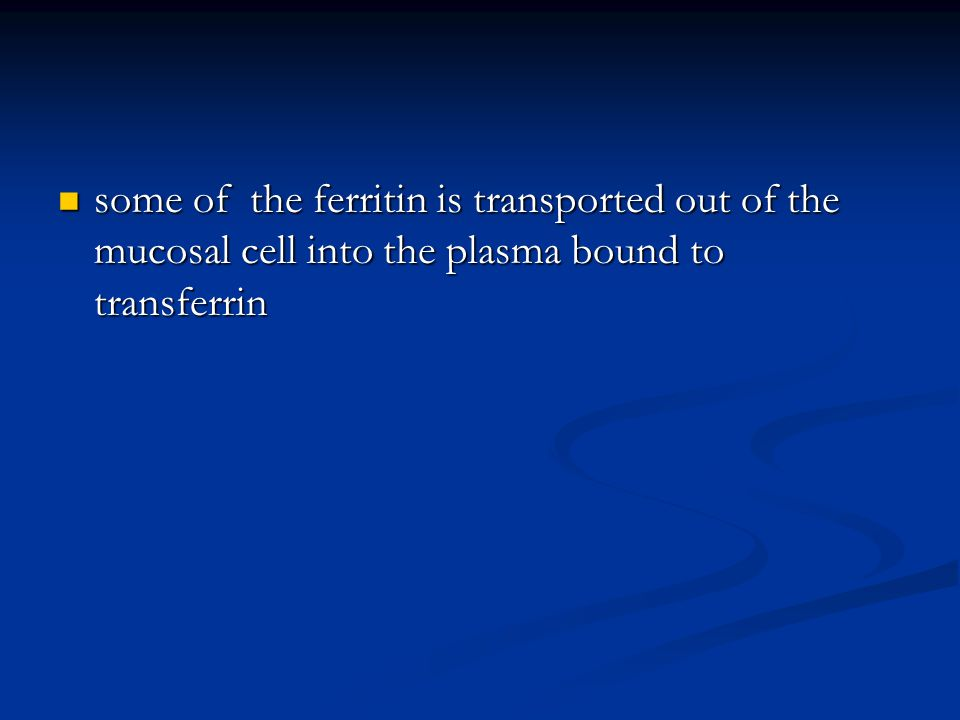 Transferrin Are iron binding blood plasma glycoprotein that control the level of free iron in biological fluids.