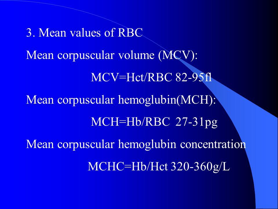 Morphological classification of anemia Classification MCV MCH MCHC diseases Normocytic 82-95 27-31 320-360 AA, HA, leukemia Macrocytic >100 > 31 320-360 MA, pernicious anemia Microcytic < 80 < 27 320-260 infection, tumor, uremia Microcytic < 80 < 27 < 320 IDA, thalassemia Hypochromic sideroblastic anemia