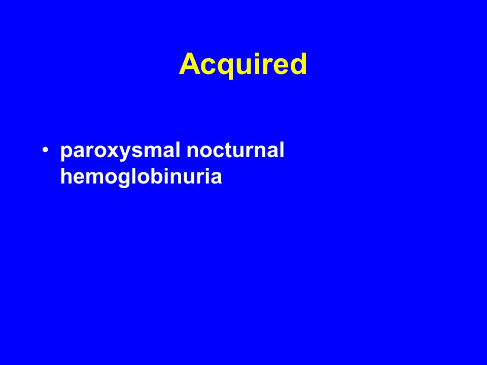 Extracorpuscular anemias immunity related mechanical trauma infections