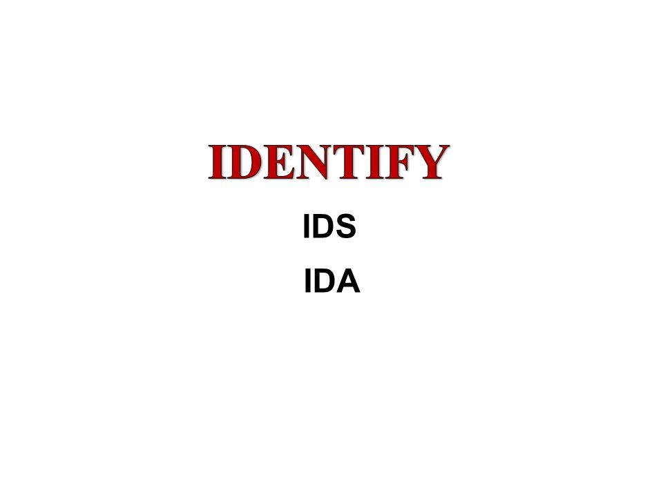 IDS IDA