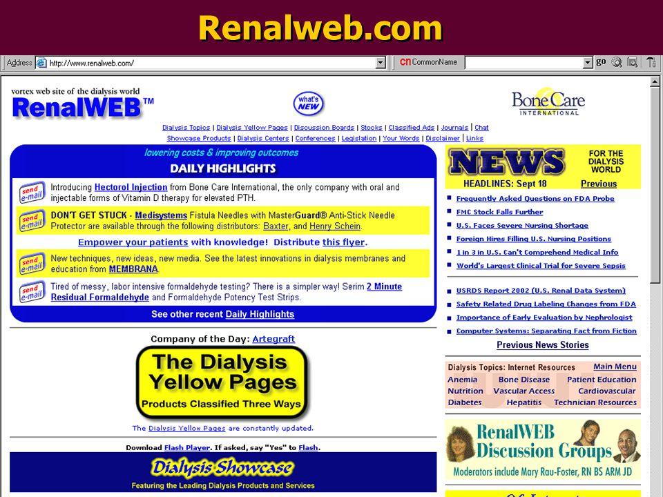 Renalweb.com